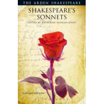 Shakespeare's Sonnets by Katherine Duncan-Jones, 9781408017975