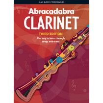 Abracadabra Woodwind - Abracadabra Clarinet (Pupil's book): The way to learn through songs and tunes by Jonathan Rutland, 9781408107652