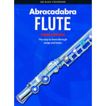 Abracadabra Woodwind - Abracadabra Flute (Pupil's book): The way to learn through songs and tunes by Malcolm Pollock, 9781408107669