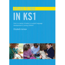 A Place to Talk in KS1 by Elizabeth Jarman, 9781408114698