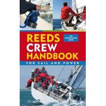 Reeds Crew Handbook by Bill Johnson, 9781408155714