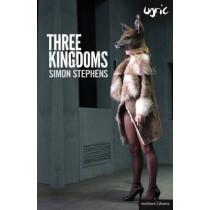 Three Kingdoms by Simon Stephens, 9781408172957