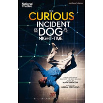The Curious Incident of the Dog in the Night-Time by Simon Stephens, 9781408173350