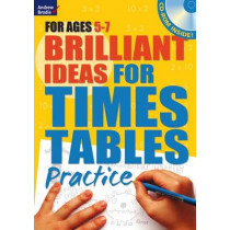Brilliant Ideas for Times Tables Practice 5-7 by Molly Potter, 9781408181300