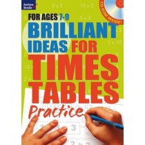 Brilliant Ideas for Times Tables Practice 7-9 by Molly Potter, 9781408181317