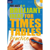 Brilliant Ideas for Times Tables Practice 9-11 by Molly Potter, 9781408181966