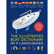 The Illustrated Boat Dictionary in 9 Languages, 9781408187852