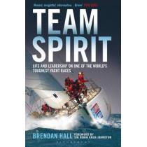 Team Spirit by Brendan Hall, 9781408187999