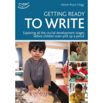 Getting ready to write by Alistair Bryce-Clegg, 9781408193181