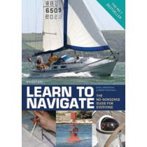 Learn to Navigate by Basil Mosenthal, 9781408194492