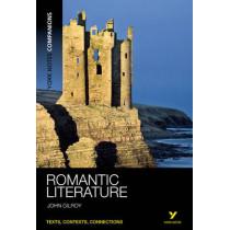 York Notes Companions: Romantic Literature by John Gilroy, 9781408204795