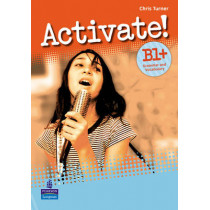 Activate! B1+ Grammar and Vocabulary by Chris Turner, 9781408239100