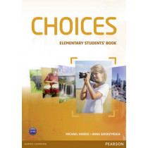 Choices Elementary Students' Book by Michael Harris, 9781408242025