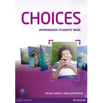 Choices Intermediate Students' Book by Michael Harris, 9781408242032
