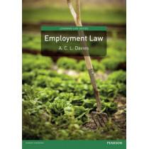 Employment Law by A.C.L. Davies, 9781408263600