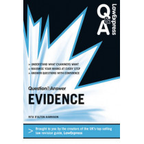 Law Express Question and Answer: Evidence Law (Q&A Revision Guide) by Rita D'Alton-Harrison, 9781408266670
