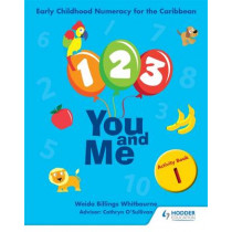 1, 2, 3, You and Me Activity Book 1 by Lorna Thompson, 9781408277751
