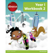 Abacus Year 1 Workbook 2 by Ruth Merttens, 9781408278420