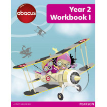 Abacus Year 2 Workbook 1 by Ruth Merttens, 9781408278444
