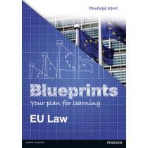 Blueprints: EU Law by Penelope Kent, 9781408279021