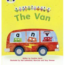 Bug Club Phonics Alphablocks Set 06 The Van by Caroline Harris, 9781408279564
