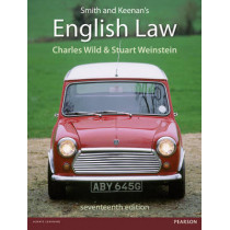 Smith and Keenan's English Law by Charles Wild, 9781408295274