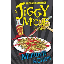 Murder & Chips by Michael Lawrence, 9781408313961
