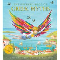 Orchard Greek Myths by Geraldine McCaughrean, 9781408324370