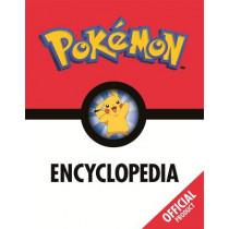 The Official Pokemon Encyclopedia by Pokemon, 9781408349953
