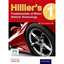 Hillier's Fundamentals of Motor Vehicle Technology Book 1 by V. A. W. Hillier, 9781408515181