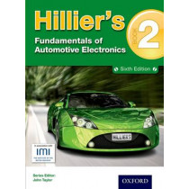 Hillier's Fundamentals of Automotive Electronics Book 2 by V. A. W. Hillier, 9781408515372