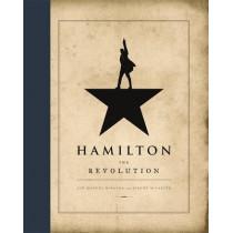 Hamilton: The Revolution by Lin-Manuel Miranda, 9781408709238