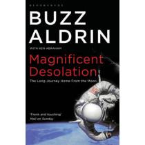 Magnificent Desolation by Buzz Aldrin, 9781408804162