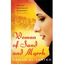 Women of Sand and Myrrh by Hanan Al-Shaykh, 9781408805909