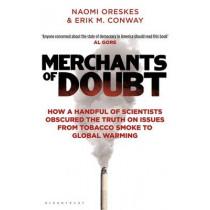 Merchants of Doubt by Erik M. Conway, 9781408824832