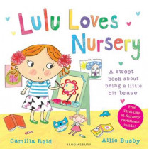 Lulu Loves Nursery by Camilla Reid, 9781408828199