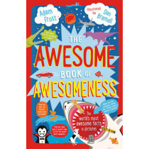 The Awesome Book of Awesomeness by Adam Frost, 9781408851180