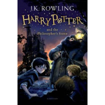Harry Potter and the Philosopher's Stone by J. K. Rowling, 9781408855652