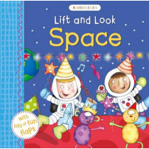 Lift and Look Space by Bloomsbury, 9781408864074