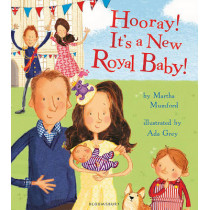 Hooray! It's a New Royal Baby! by Martha Mumford, 9781408865712