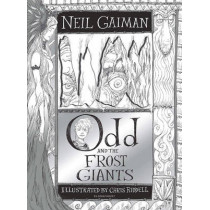 Odd and the Frost Giants by Neil Gaiman, 9781408870600