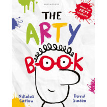 The Arty Book by Nikalas Catlow, 9781408870662