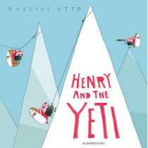 Henry and the Yeti by Russell Ayto, 9781408876602