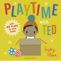 Playtime with Ted by Sophy Henn, 9781408880807