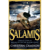 Salamis by Christian Cameron, 9781409118138