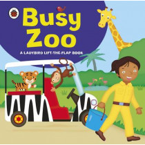 Ladybird lift-the-flap book: Busy Zoo, 9781409308553