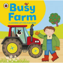 Ladybird lift-the-flap book: Busy Farm by Amanda Archer, 9781409308560