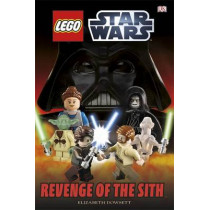 LEGO (R) Star Wars Revenge of the Sith by Elizabeth Dowsett, 9781409330363