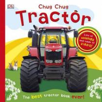 Chug Chug Tractor by DK, 9781409334965