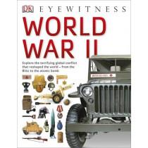 World War II by DK, 9781409343677
